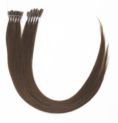 Peak´s Keratin extensions rakt #3 chestnut brown
