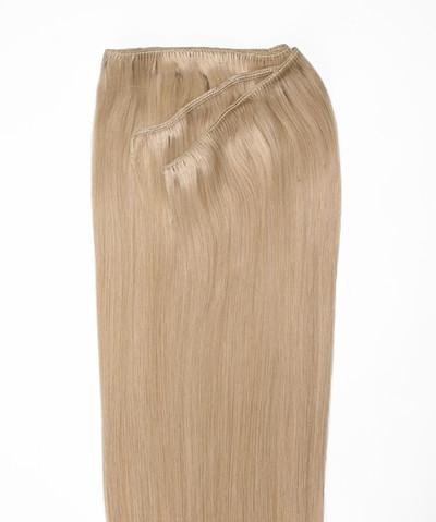 Peak´s Weft #613 light blonde REMY 45 cm