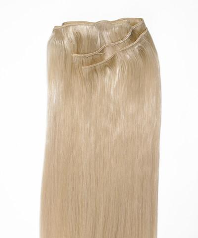 Peak´s Weft #1001 X-light blonde REMY 45 cm