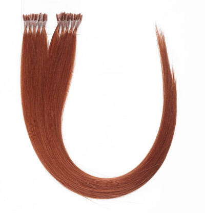 Peak´s Keratin extensions straight #130 light copper