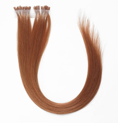 Peak´s Keratin extensions rakt #150 golden copper brown