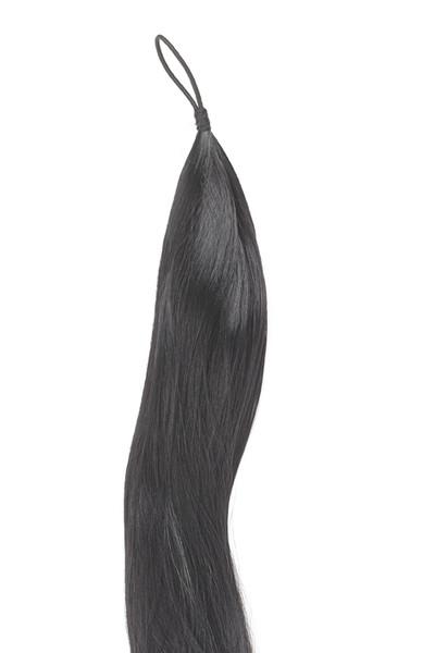 Ponytail 70cm i fint syntetfiber #1