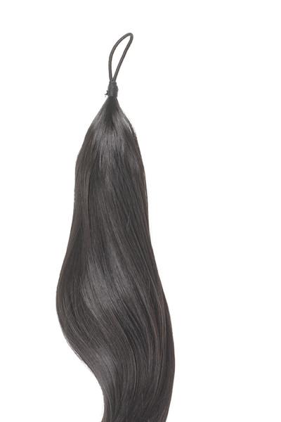 Ponytail 70cm i fint syntetfiber #2