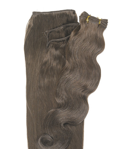 Peak´s Weft #6 vågig light brown REMY
