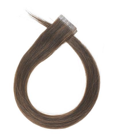 Peak´s Tape extensions #4/8 light brown/hazelnut brown