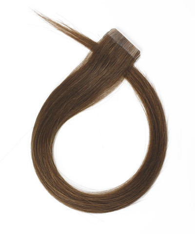 Peak´s Tape extensions #8 light hazelnut brown